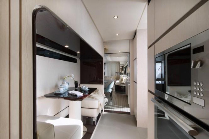 Azimut Grande 95RPH yacht  - pantry