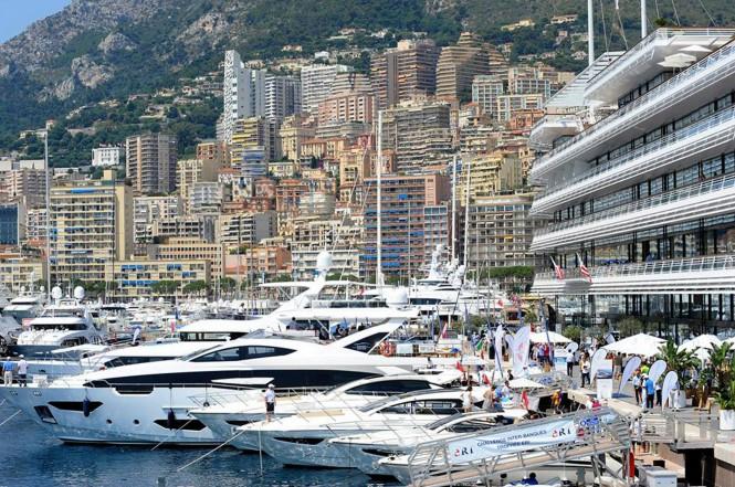 Azimut|Benetti Yachting Gala in Monaco
