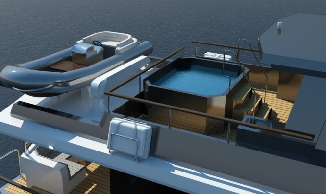 Bering 75 Yacht - Exterior