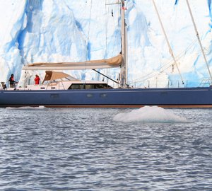 Update on latest adventures of Claasen sailing yacht LOUISE