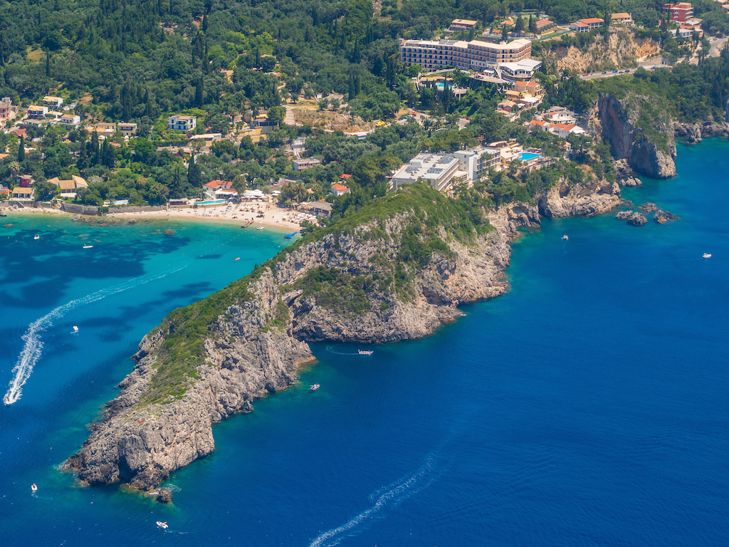 Corfu Greece Yacht Charter amp Superyacht News