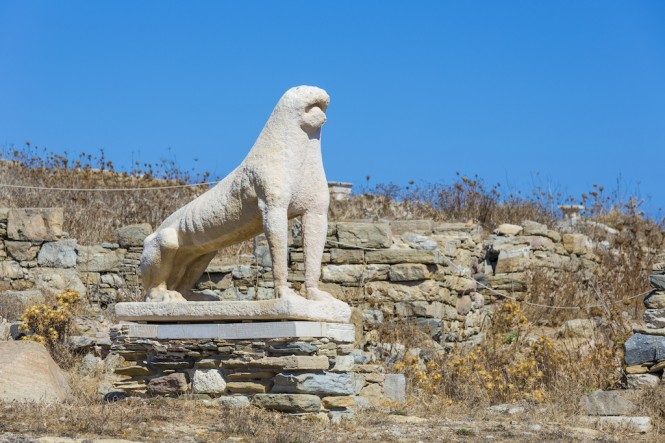 Delos - Greece