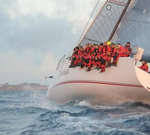 Doyle sailing yacht SHOCKWAVE takes line honours and division win in Newport Bermuda Race