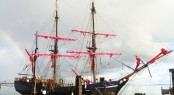 Earl of Pembroke on June13
