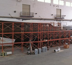 New motor yacht Nordhavn 96 scheduled for completion in September 2015