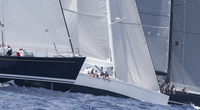 Frers Cup 2014 Race Start