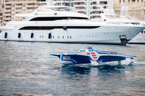 Inaugural Solar1 Monte Carlo Cup
