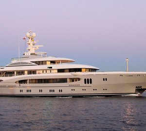 Superyacht Titania Ex Apoise By Lurssen Yacht Charter