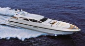 Mangusta 130 superyacht Misunderstood by Overmarine Group