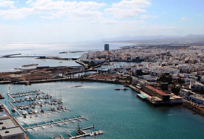 Marina Lanzarote is Calero Marinas' third and most ambitious project, providing a tremendously important nautical centre for the island's capital Arrecife and a vibrant marine destination for this strategic location in the Canaries