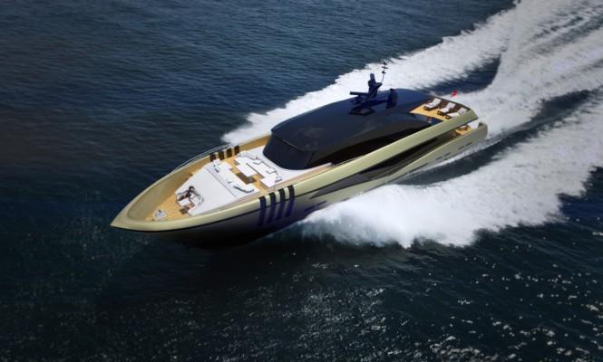 Mengi Yay superyacht NB 89
