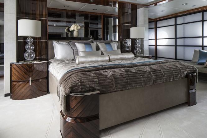 Motor Yacht TURQUOISE - Master Cabin