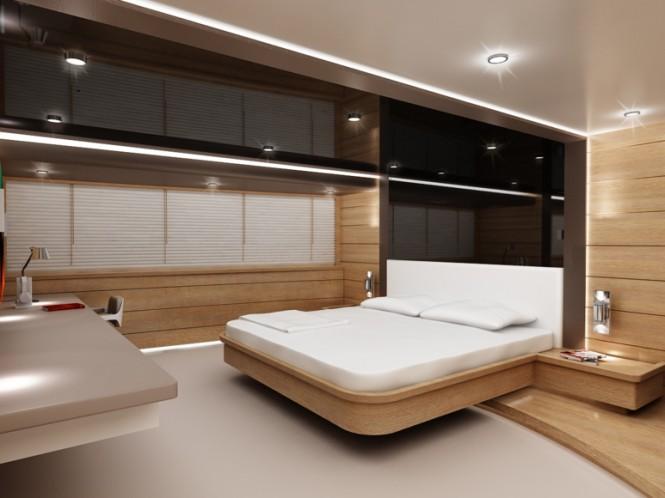 NB 89 Yacht - Cabin