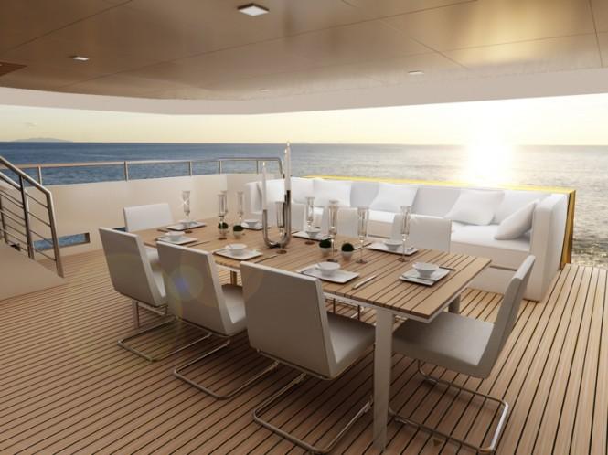 NB 89 Yacht - Exterior
