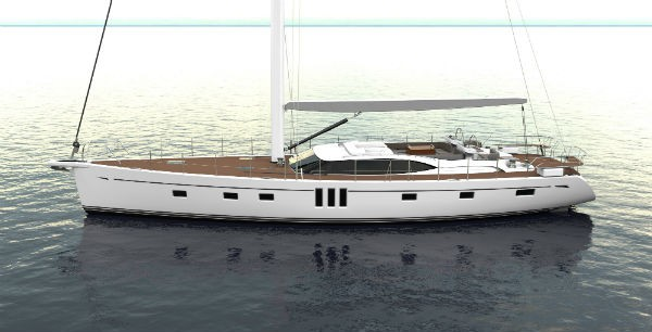 New Oyster 675 Coupé Yacht by Oyster Yachts