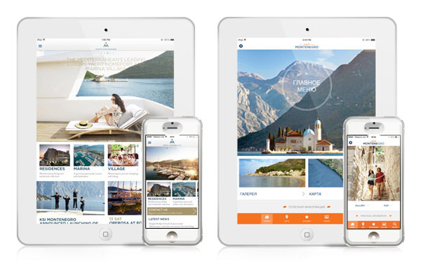 New apps launched by Porto Montenegro, a fabulous Montenegro yacht charter destination