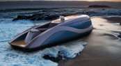 New personal watercraft for superyachts and mega yachts 'V8 Wet Rod' unveiled by Strand Craft