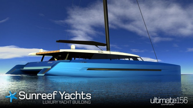 New superyacht Sunreef 156 ULTIMATE by Sunreef Yachts