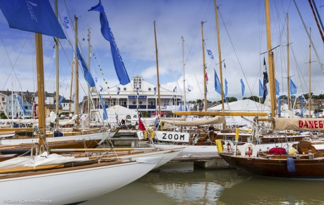 Panerai British Classic Week 2014 Day 1 - Photo by Guido Cantini seasee.com