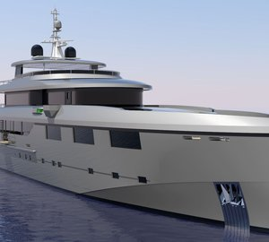 Contract for new motor yacht Heysea 50M signed by Heysea Yachts