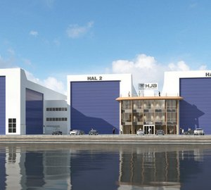 Phase One of new buildings at Holland Jachtbouw set for completion towards end of 2014