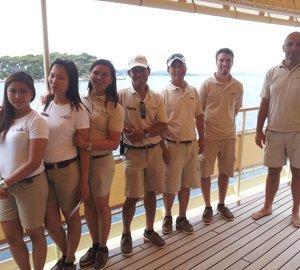 Croatia Yacht Charter Fam-Trip aboard Luxury Yacht SEAGULL II