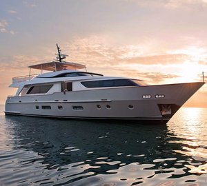 Sanlorenzo signs contract for motor yacht ONE MY WAY - Sanlorenzo SD92 Hull 14E