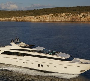 Sanlorenzo to attend Cannes, Monaco and Genoa Boat Shows with its luxury superyachts on display