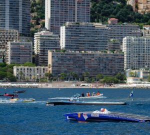 Inagural Solar1 Monte Carlo Cup world solar boat championship a Huge Success