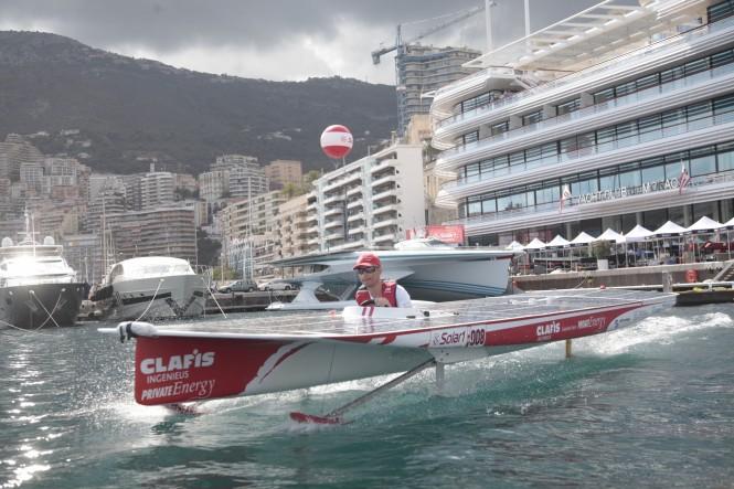 Solar1 Monte-Carlo Cup and PlanetSolar @Franck Terlin