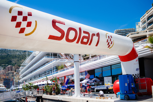 Solar1 Monte Carlo Cup hosted by Yacht Club de Monaco