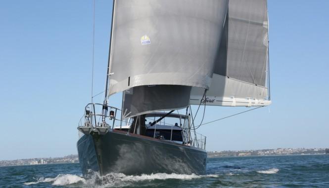 Spirit Yacht - front view