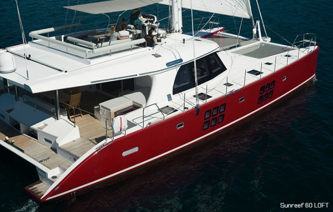 Sunreef 60 LOFT Yacht
