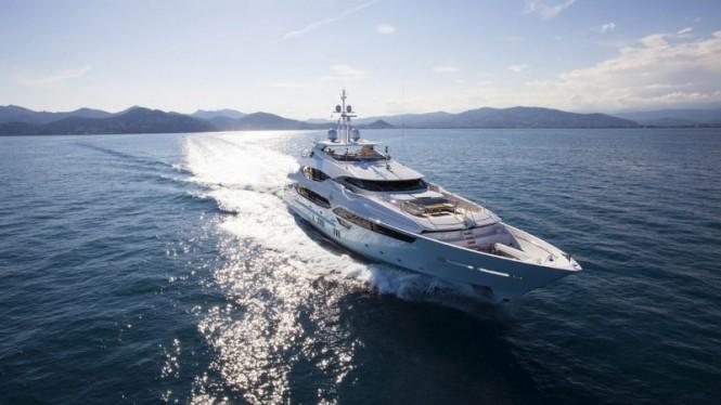 Superyacht BLUSH by Sunseeker