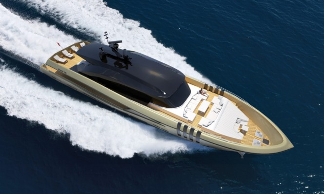 Superyacht NB 89