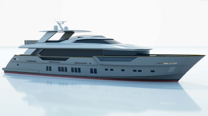 Superyacht NB88 by Mengi Yay