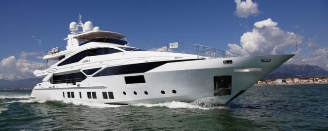 Superyacht Veloce 140 by Benetti
