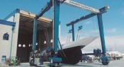 Superyacht refit facility Varadero Valencia
