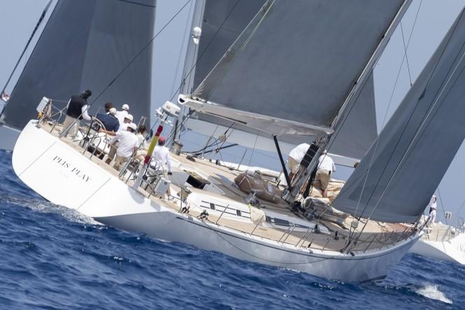 Swan 80 Yacht Plis Play