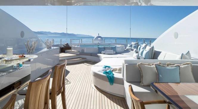 Turquoise Yacht - Sun Deck Main