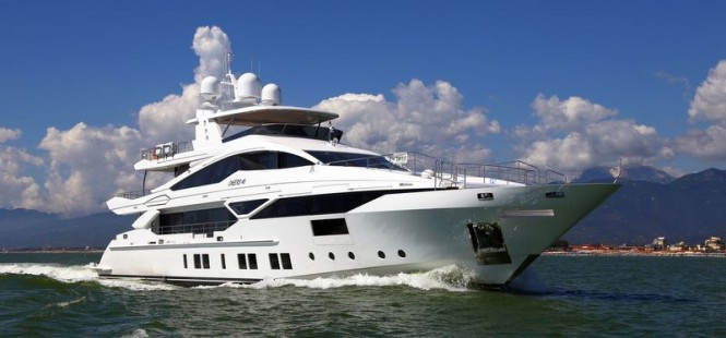 Veloce 140 Yacht by Benetti