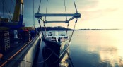 Wally 105 sailing yacht Nariida re-stepped by RSB Rigging Solutions