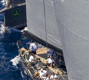 Maxi Yacht Rolex Cup 2014, August 31 – September 6