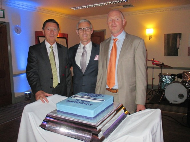 Special 10 year anniversary event hosted by Williams Performance Tenders