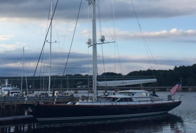 108ft charter yacht MARAE (ex Paraiso)