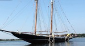 43m super yacht COLUMBIA launched by Eastern Shipbuilding