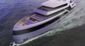 55m super yacht Vice Versa concept by Aeronautiq