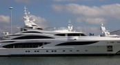 58m Benetti super yacht Illusion I (FB257)