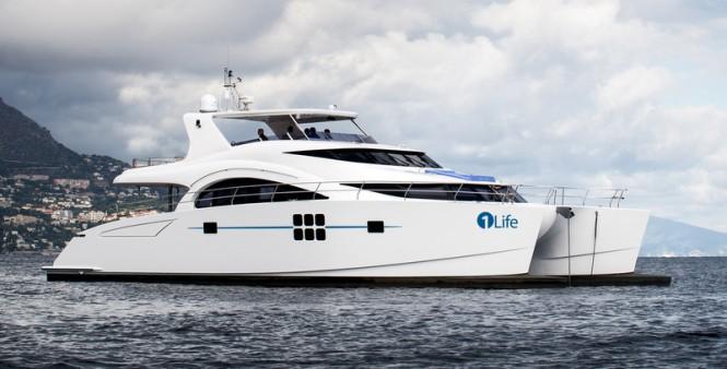 70 Sunreef Power Yacht 1 Life