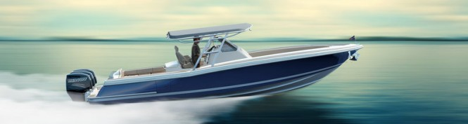 Catalina 34 luxury yacht tender